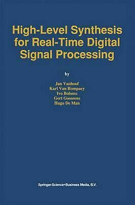 913bd90eb2f High-Level Synthesis for Real-Time Digital Signal Processing: The Cathedral- II
