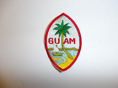 b5369 Post WW2 US Army National Guard ARNG Guam patch R9A