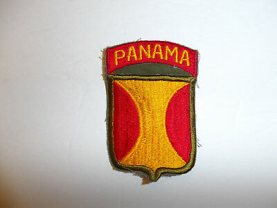 b5371 US Panama Canal Department patch