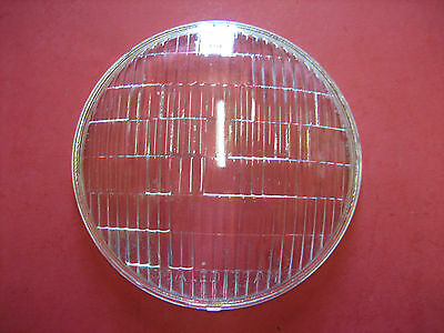 Headlight lens Ford Chevy Dodge Plymouth?1936 37 38 39 40?Rat Rod Antique Bubble
