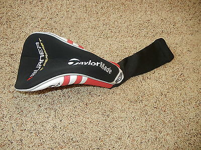 BRAND NEW TAYLORMADE 2010 BURNER SUPERFAST TP DRIVER HEADCOVER HEAD COVER