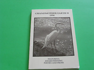 Grandmother Earth II F. Cowden SIGNED Poetry Prose 1996