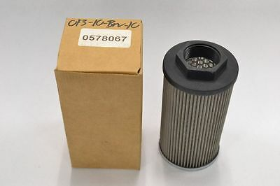 NEW VICKERS OF3-10-3RV-10 0578067 1-1/4 IN HYDRAULIC FILTER B301619