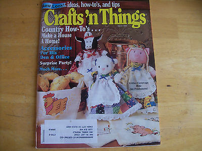 Crafts 'N Things March 1995