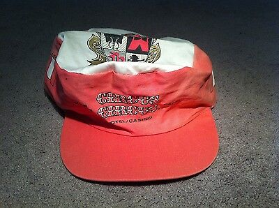 Circus Circus Hotel/Casion Las Vegas Reno Painters Hat (One Size Fits All)