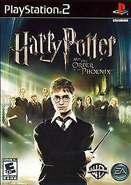 Harry Potter and the Order of the Phoenix, Good PlayStation2, Playstation 2 Vide