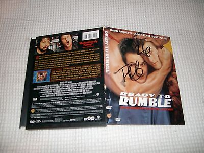 Ready to Rumble (DVD, 2000) RARE OOP!!