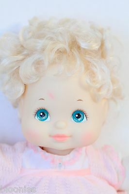My Child Vintage 1985 Blonde Baby Doll (Plastic Head) RARE