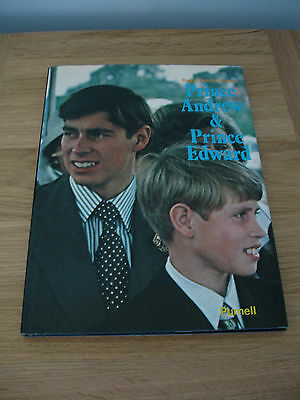 used purnell prince andrew and prince edward book