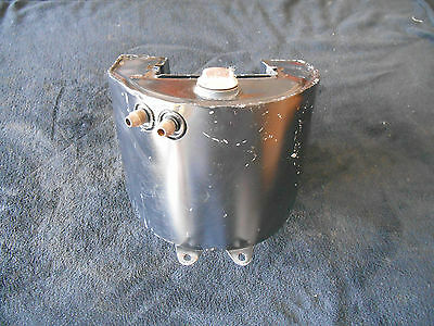OEM Black Oil Tank Knucklehead Panhead