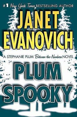 Plum Spooky 4 by Janet Evanovich (2009, Hardcover) 1st Edition FREE SHIPPING