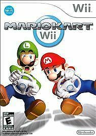 MARIO KART  WI (Wii, 2012) (1011-RB20) SHIPS NEXT DAY      FREE SHIPPING USA