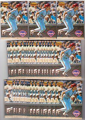 Lot of 50 1994 Ted Williams Company MIKE SCHMIDT #MS6 Insert Cards - Sharp Mint!