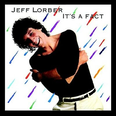 It's a Fact by Jeff Lorber (CD, Nov-2013, Wounded Bird)