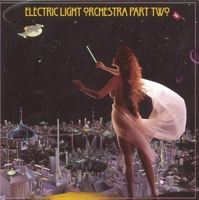 Electric Light Orchestra Part Two by Electric Light Orchestra, Part II (CD,...
