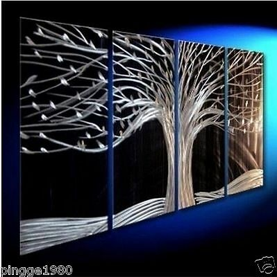 MODERN ABSTRACT HUGE WALL ART OIL PAINTING ON CANVAS (NO frame)P063