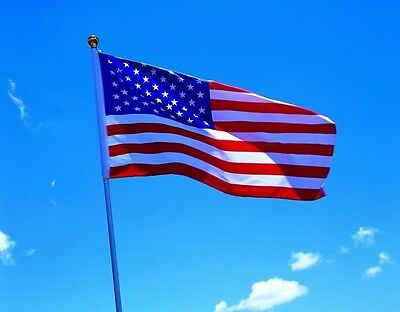 3'x5' FT American Flag USA US Stripes Stars United State country Brand 0.9*1.5M