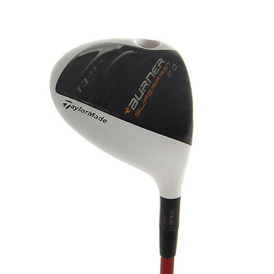 TaylorMade Burner Superfast 2.0 TP 3-Wood+ 13.5* Stiff Flex Graphite RH +HC
