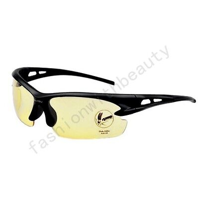 Motorcycle Cycling Riding Bicycle Running Sports Protective Goggle Sunglasses
