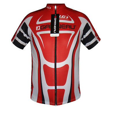 new Louis Garneau Elite Neo Diamond men/'s road cycling jersey full zip all sizes