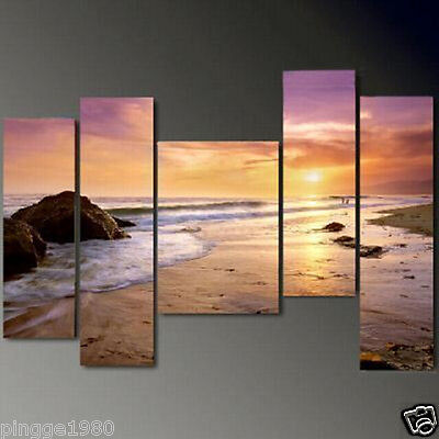 MODERN ABSTRACT HUGE WALL ART OIL PAINTING ON CANVAS(no framed) P034