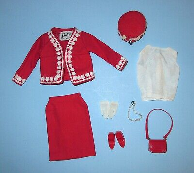 BARBIE Japanese Exclusive Outfit #2631 COMPLETE