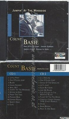 Cd--Count Basie--Jazz-Collection | Doppel-Cd
