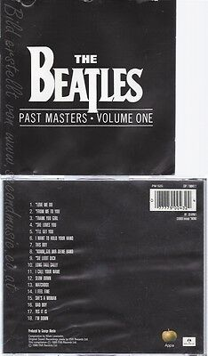 Cd--The Beatles - - -- Past Masters Vol. 1