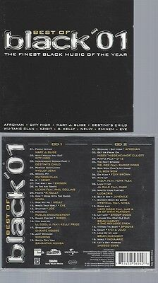 Cd--Various -- --Cd -- Best Of Black 2001-The Finest
