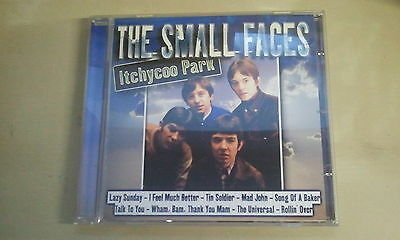 Cd---Small Faces--Itchycoo Park---Album