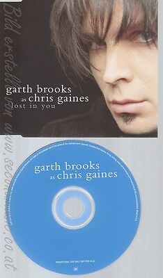 Cd--Garth Brooks As Chris Gaines--Lost In You--Promo