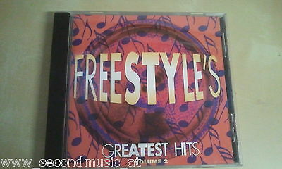 CD--FREESTYLE S --GREATEST Hits --Vol 1 --Album - $21 00 | PicClick