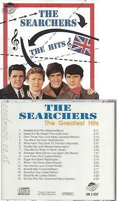 Cd--The Searchers--The Hits