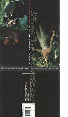 Cd--Nick Cave & Kylie Minogue-- --- Where The Wild Roses Grow