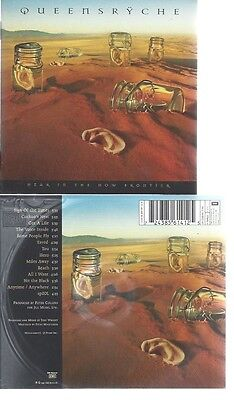 Cd--Queensryche -- -- Hear In The Now Frontier