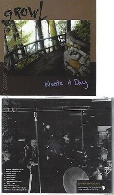 Cd--Growl--Waste A Day