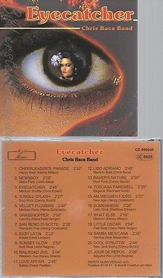 Cd--Chris Baca Band--Eyecatcher