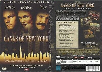 Gangs of New York [Special Edition] [2 DVDs] -- Leonardo DiCaprio, Daniel Day-Le