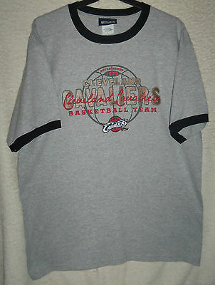 NBA : Cleveland Cavaliers T-Shirt - Large - New - Exclusive Collection
