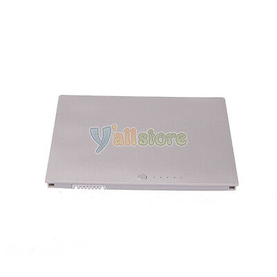 """New 60Wh Battery for Apple Macbook Pro 15"""" A1260 A1226 A1211 MA681LL/A Silver"""