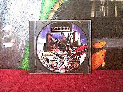 1995 Dominus by U.S. Gold on CD for PC * free shipping
