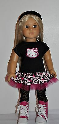 AMERICAN MADE DOLL CLOTHES FOR 18 INCH GIRL DOLLS DRESS LOT 001041