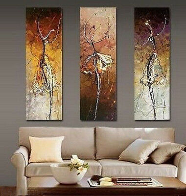 New MODERN ABSTRACT WALL ART OIL PAINTING ON CANVAS (NO frame) 73