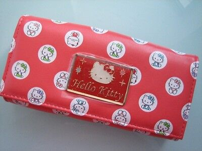 Hello kitty Long Wallet Purse Coin Bag ~ NEW Free Shipping