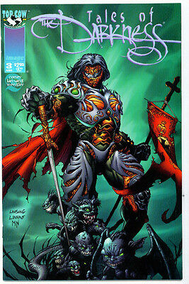 <•.•> TALES OF THE DARKNESS • Issue 3 • Top Cow / Image