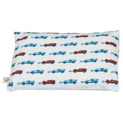 Clevamama Replacement Baby Pillow Case Cover (Blue) Approx 39x23cm