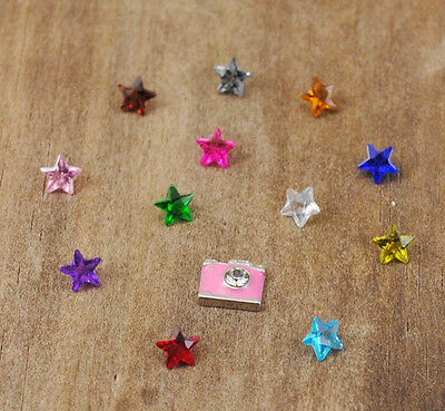 13pcs Floating Charm for Glass Living Memory Locket Mix H1874