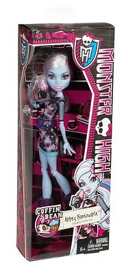 Monster High Coffin Bean Abbey Bominable Doll Mattel-NIB-NEW-FAST FREE SHIPPING!
