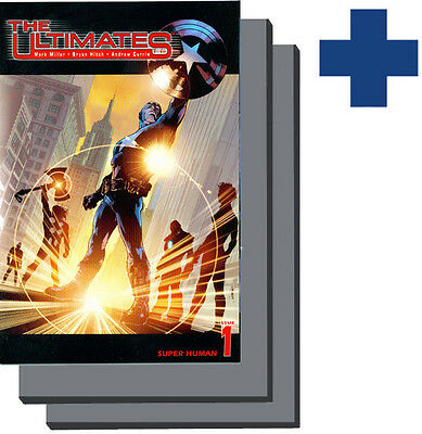 •.•  ULTIMATES • Issues 1,2 • «2 Comic Set»