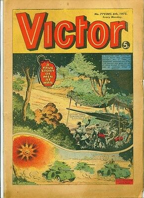 ♥♥♥♥ VICTOR • Issue 772 • DC Thomson